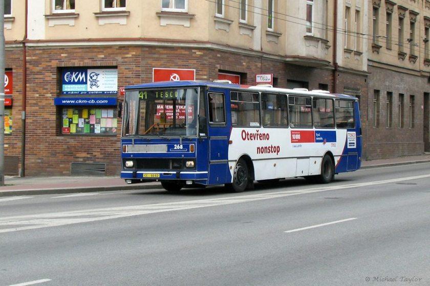 1990 Karosa B731