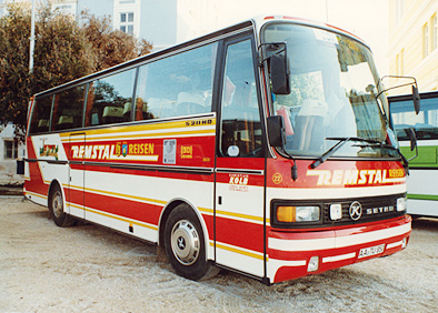 1990 Setra S 211 HD Kässbohrer