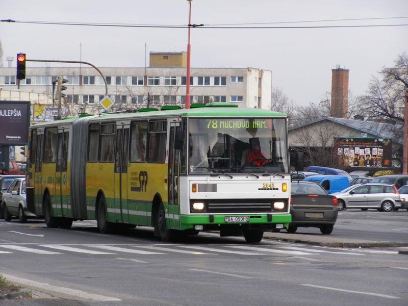 1991-97 Karosa B 741