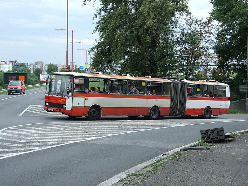 1991-97 Karosa B 741a