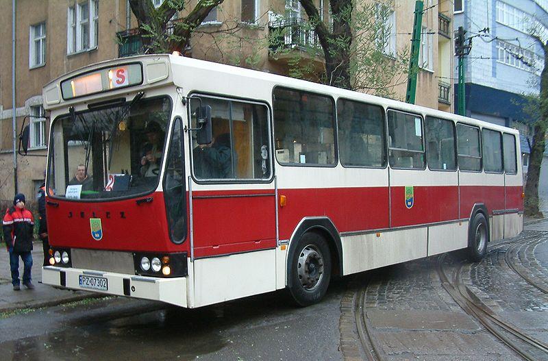 1991 Jelcz PR110M