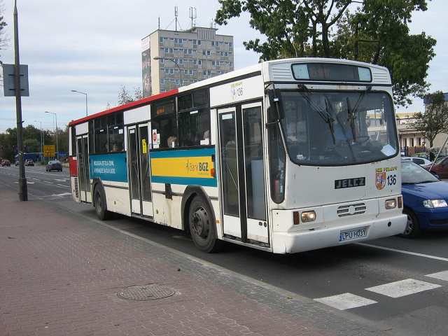 1992-06 Jelcz 120M in Puławy