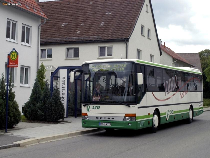 1992–02 Setra S315