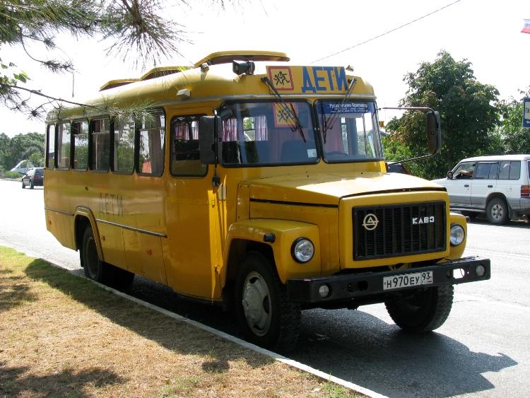 1993-07 KAvZ 397653 Rusland