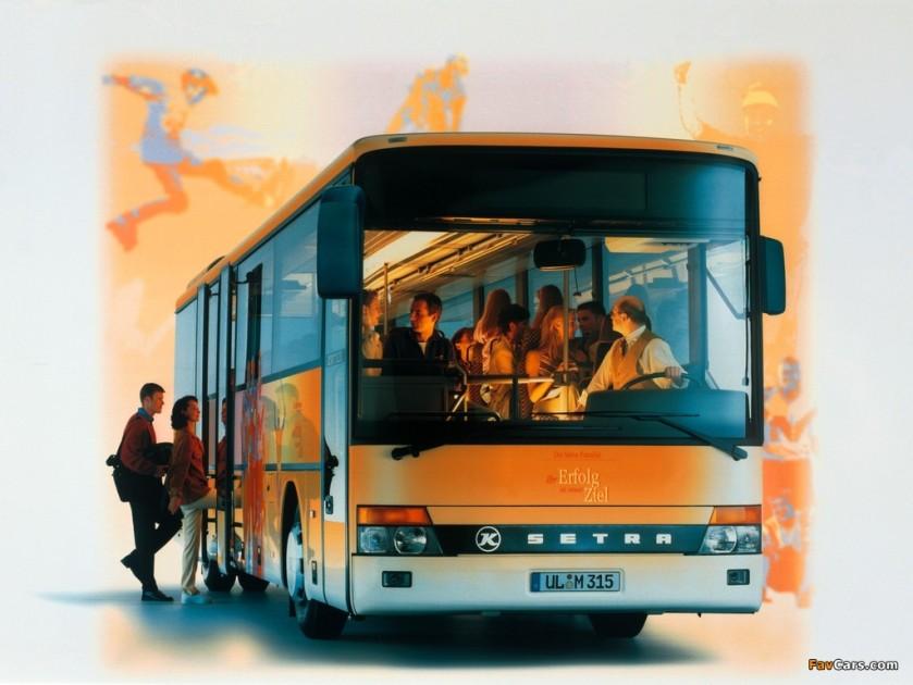 1994-02 Setra S315 UL