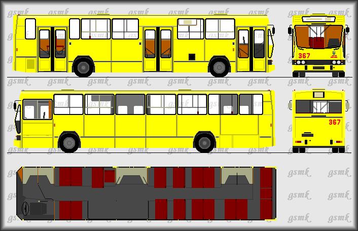 1994 JELCZ PR110