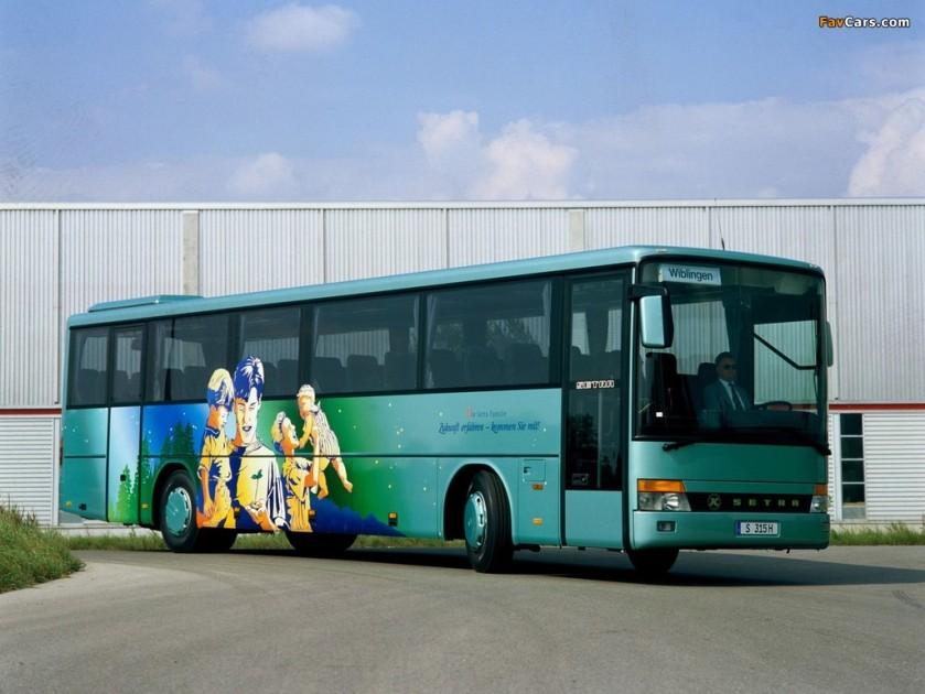 1994–02 Setra S315 H