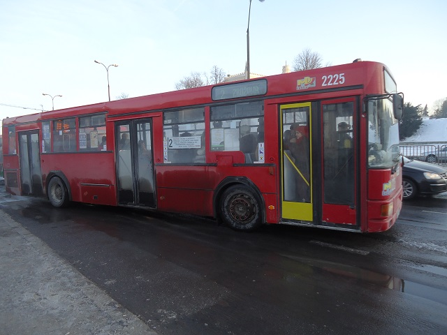 1995-04 Jelcz M121M a