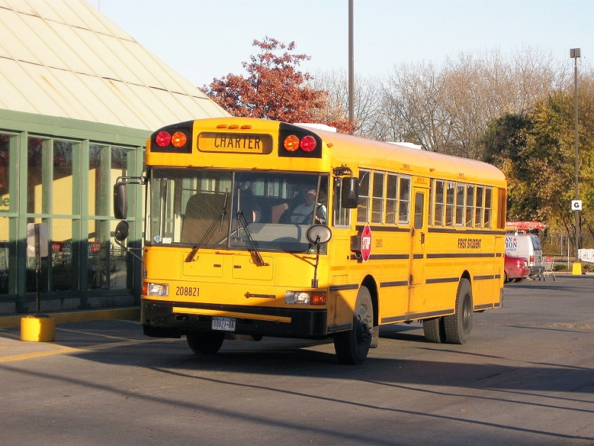 1996 International 3000 Bus First Student IC school bus