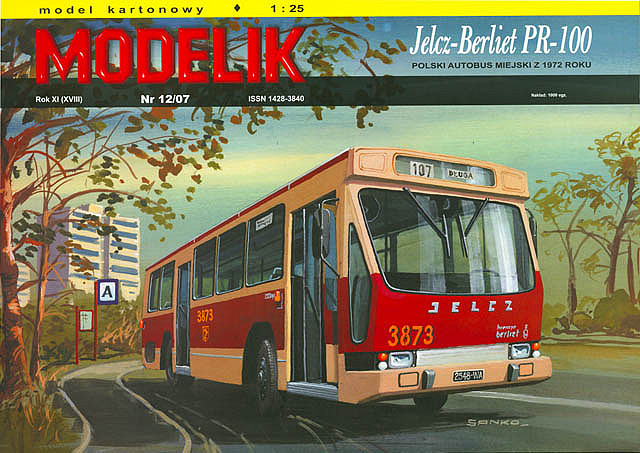 1996 Jelcz-Berliet PR-100