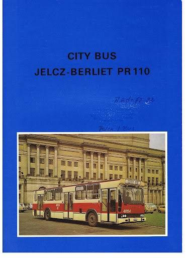 1996 JELCZ-Berliet PR110