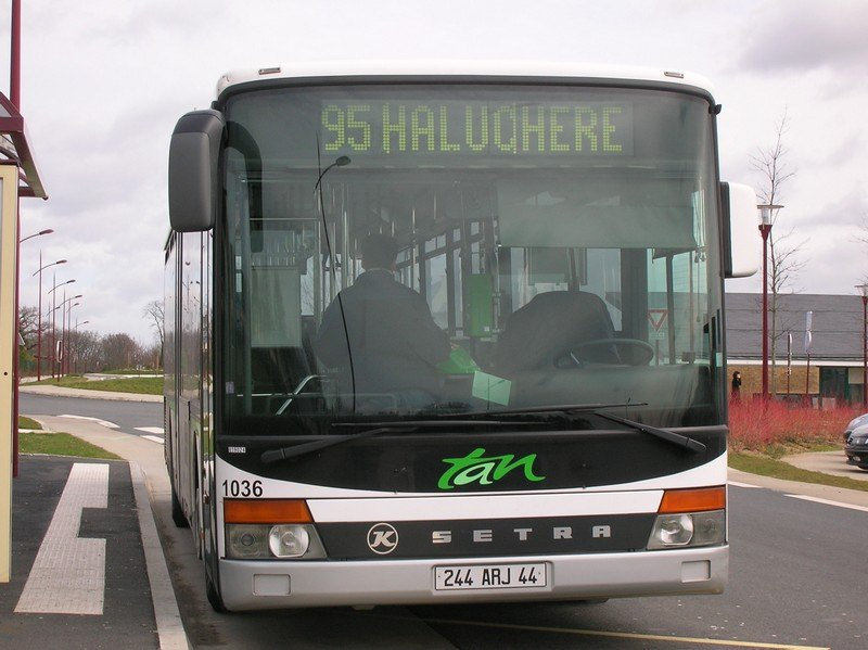 1996 SETRA S 315 NF