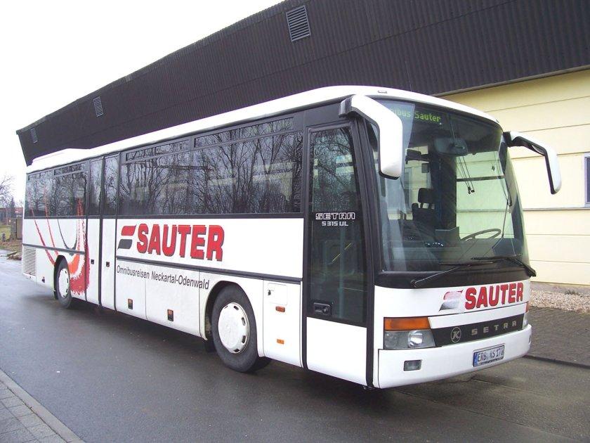 1996 SETRA S 315 UL