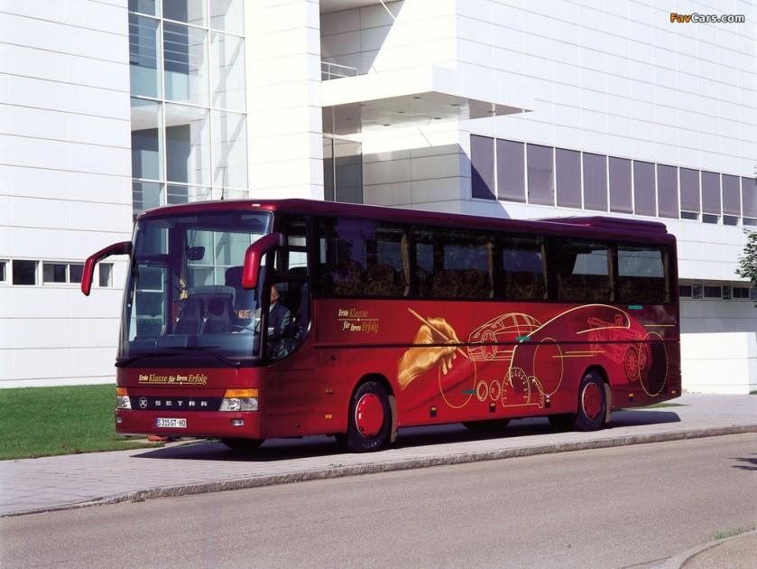 1996–02 Setra S315 GT-HD