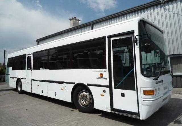 1997 bus-suburban-bus-IVECO-EURORIDER