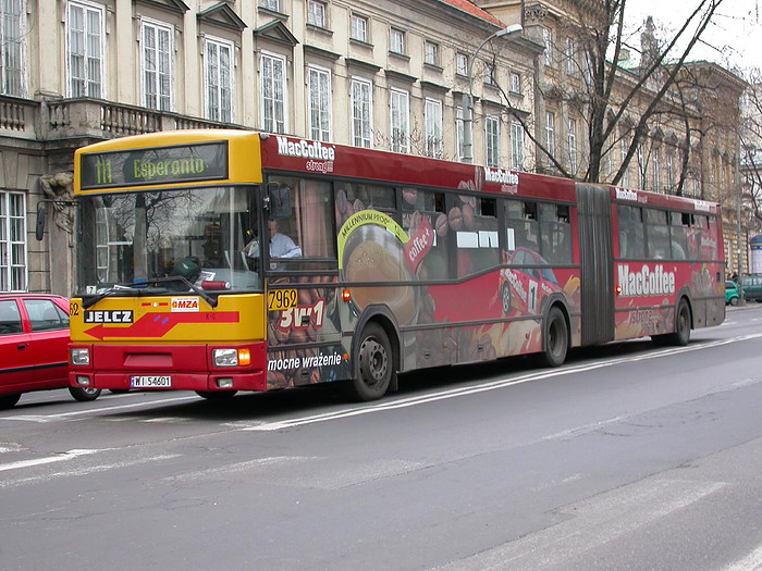 1997 Jelcz 114
