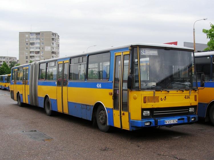 1997 Karosa B741 Litouwen