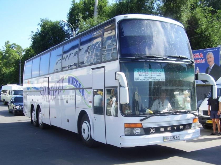 1997 Setra S 316 HDS