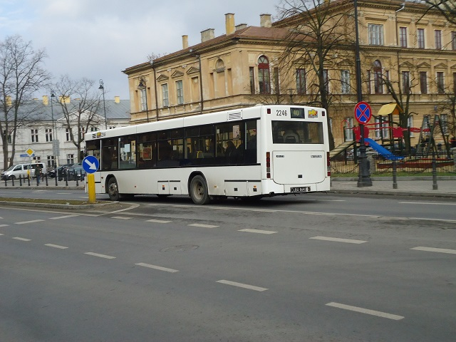1998-06 Jelcz M125M Vecto in Lublin a