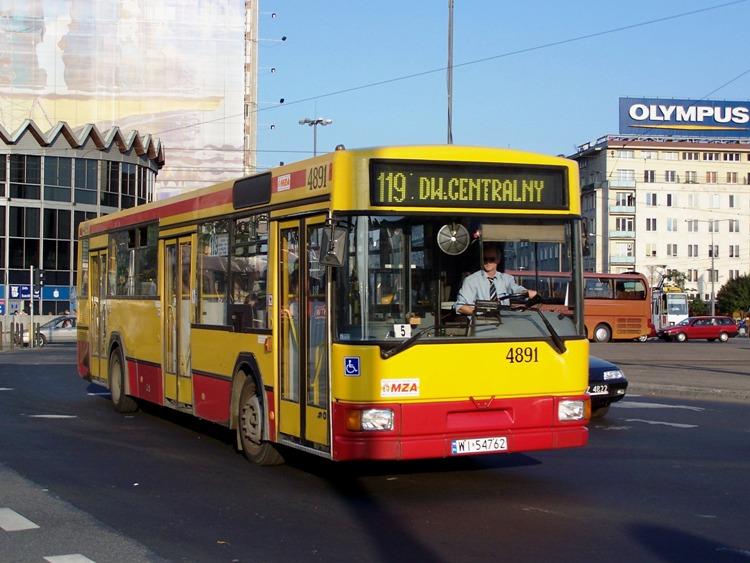 1998 Jelcz M121M  Pol