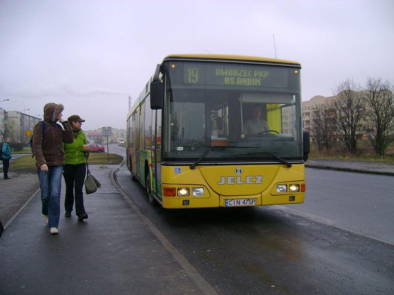 1998 Jelcz M125M Dana (#451) z