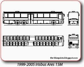 1999-2005 Irisbus Ares 15M