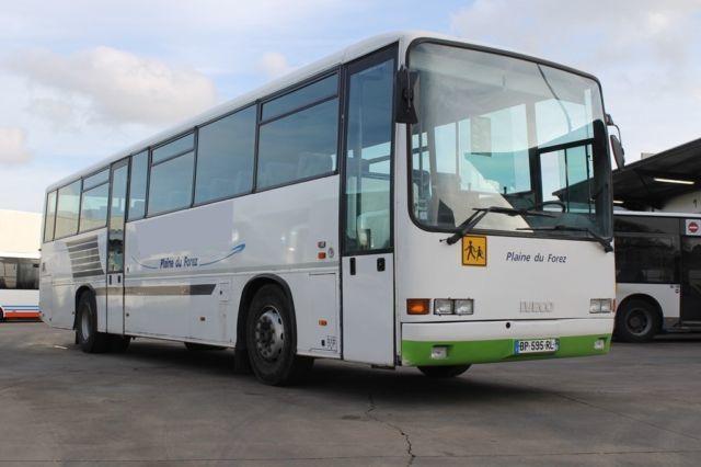 1999 bus-suburban-bus-IVECO-Eurorider