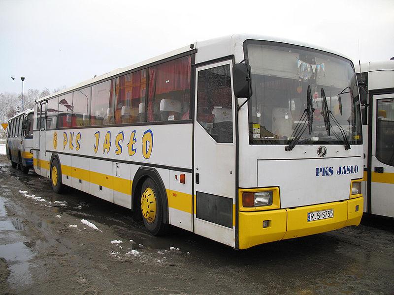 1999 Jelcz T120 z 1992-04