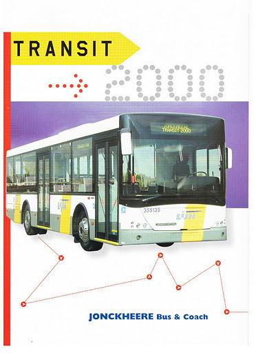 1999 JONCKHEERE TRANSIT 2000 (Car&Bus)