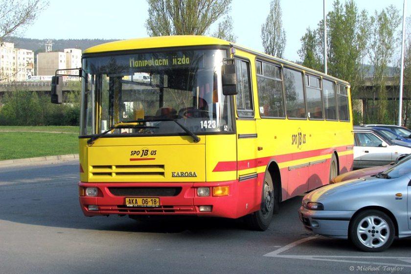 1999 Karosa C934