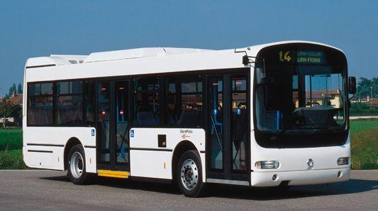 1999 Midibus Irisbus EuroPolis diesel 920