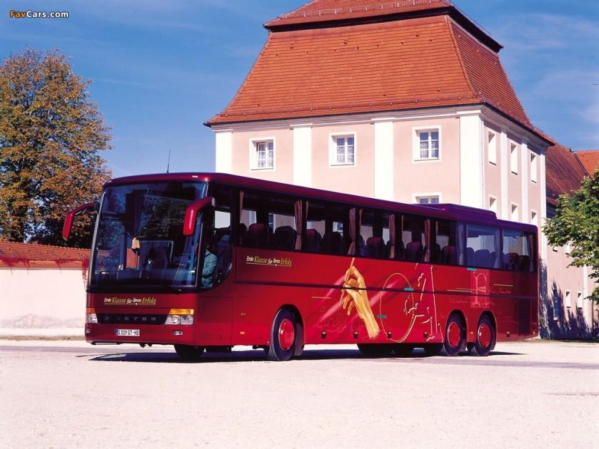 1999–02 Setra S319 GT-HD