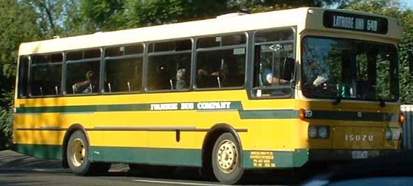 2000 Ivanhoe Isuzu LT1-11P Volgren 19 2