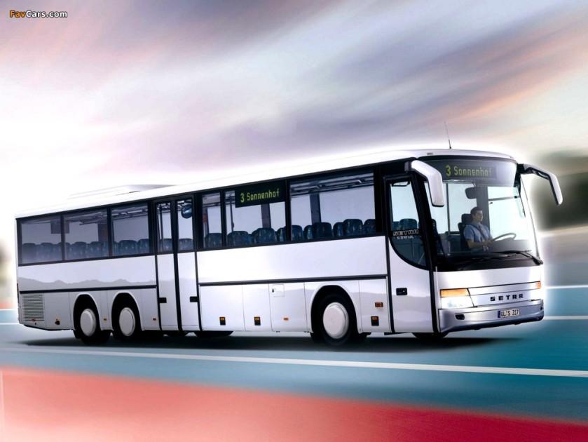 2000–02 Setra S317 UL