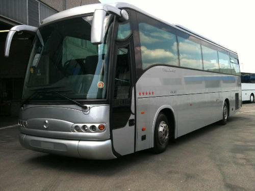 2001 Autobus iveco domino