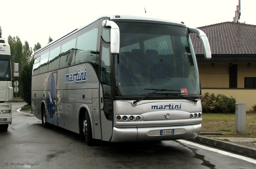 2001 Irisbus Domino HD