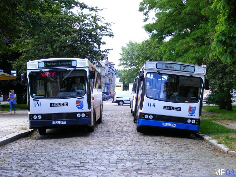 2001 Jelcz 120M #141 i PR110M