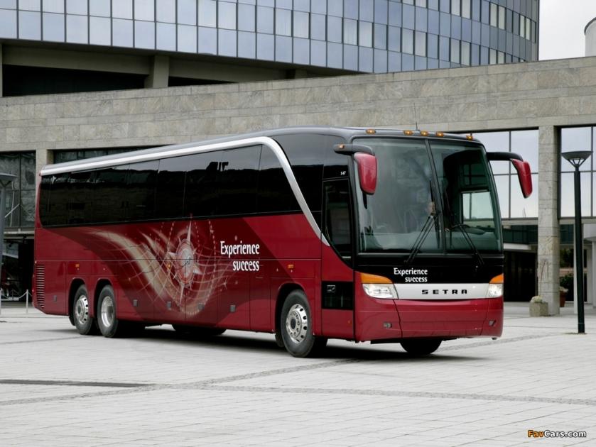 2001–10 Setra S417