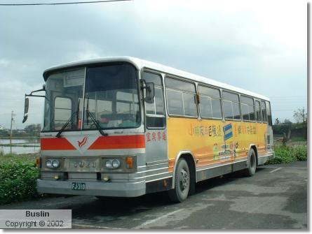 2002 Isuzu -Tung Yi Coach
