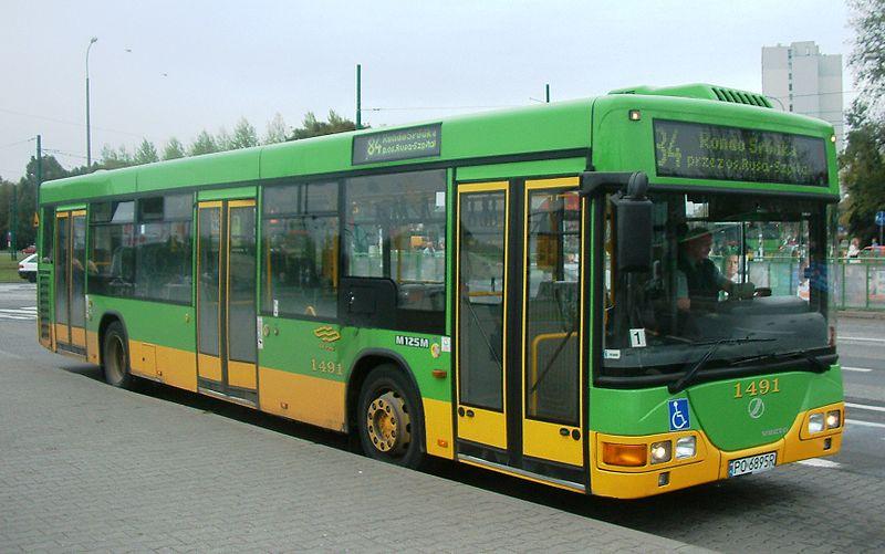 2002 Jelcz M125M Vecto w