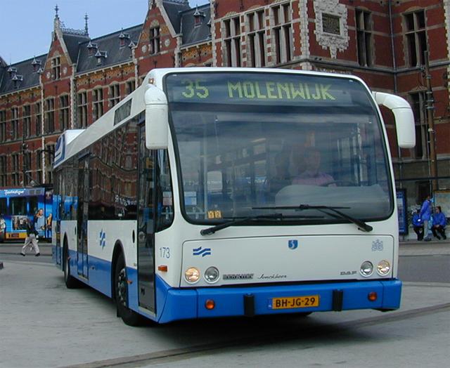 2003 Berkhof Jonckheere GVB173