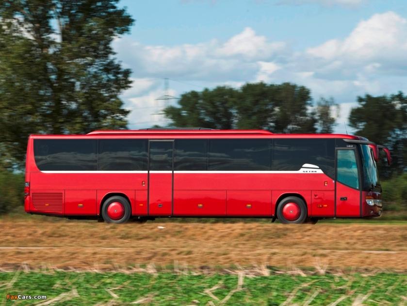 2003 Setra S415 GT a