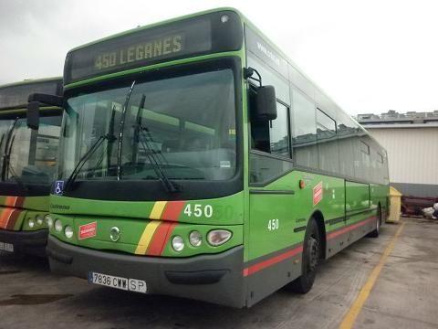 2004 bus-coach-bus-IVECO-EURORIDER-C31