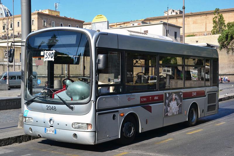 2004 Irisbus Europolis 7.6 S