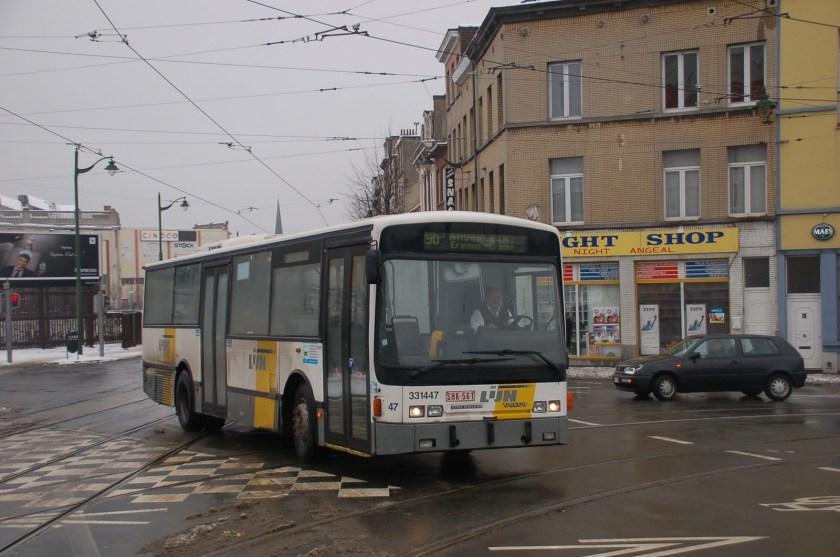 2004 Jonckheere Volvo 331447 van Modern Toerisme