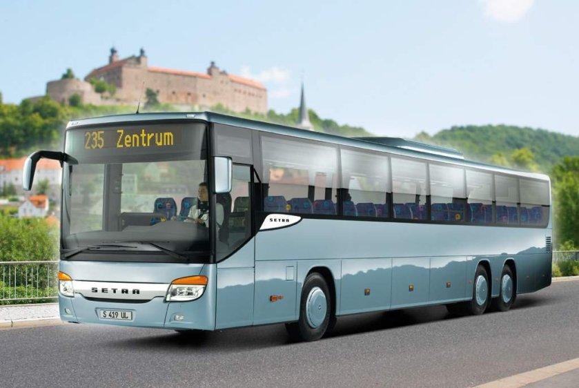 2004 SETRA S 419 UL