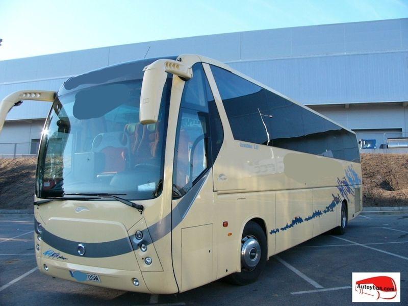 2005 bus-coach-bus-IVECO-EURORIDER-C-43
