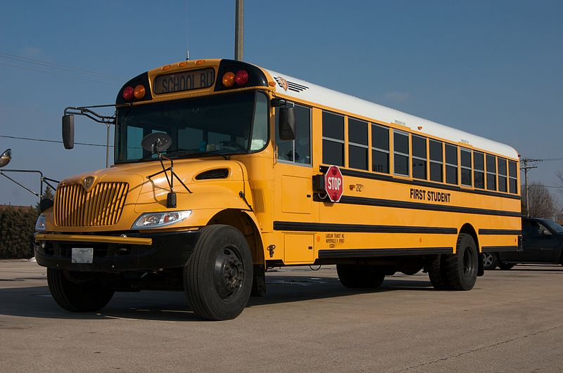 2005-present ICCE Illinois School Bus IC CE