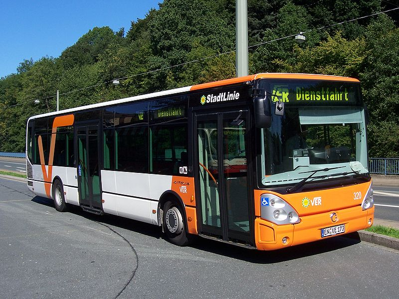 2006 Irisbus Citelis 100 in Germany