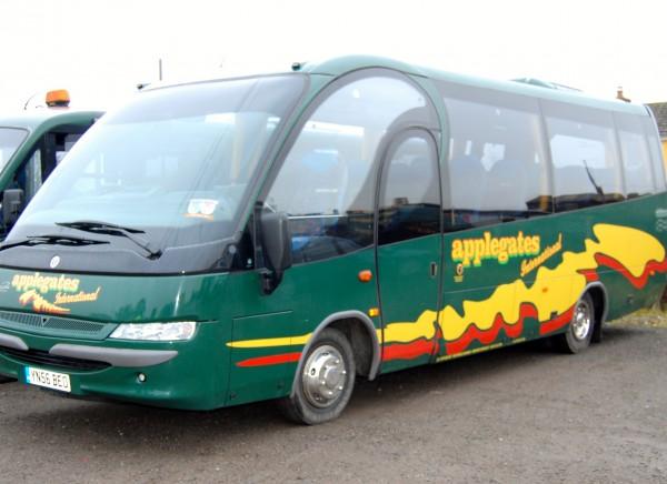 2006 IRISBUS EUROMIDI INDCAR MAXIM 2, 31 Seat Minicoach